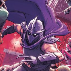 Shredder mmpr