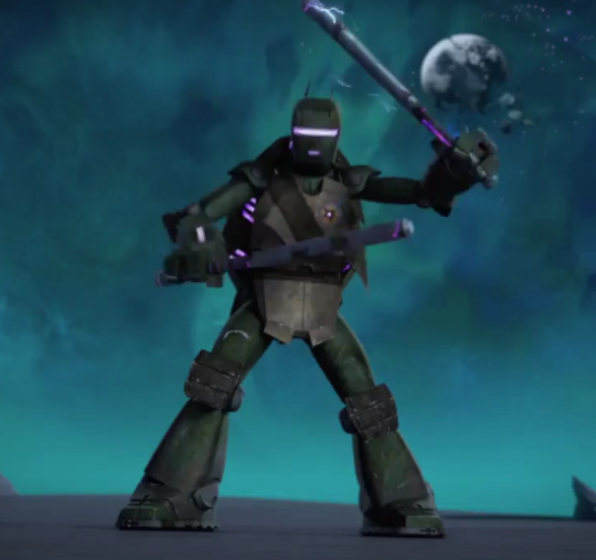 Donatello (future) (2012 TV series)