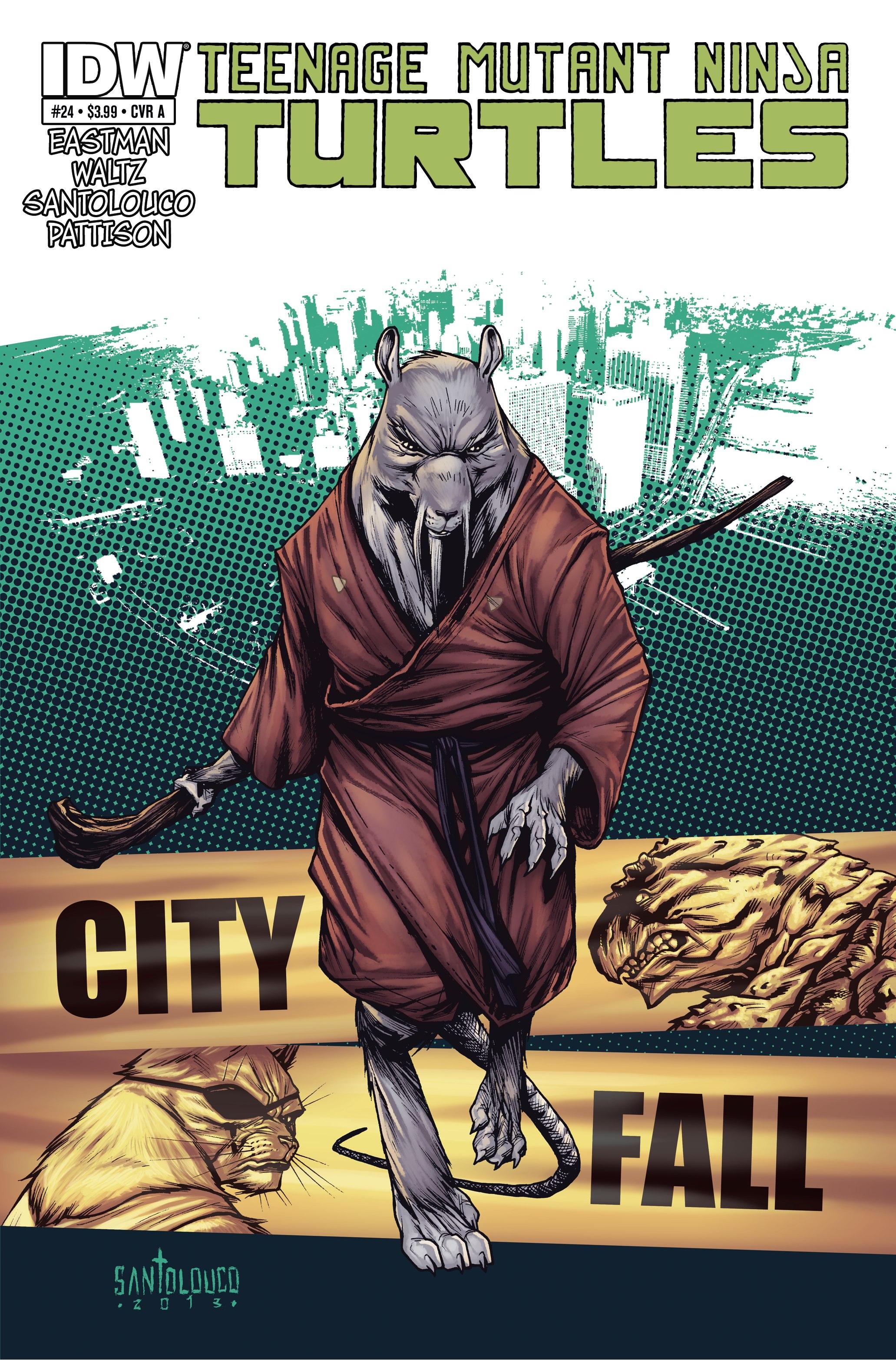 City Fall, part 3