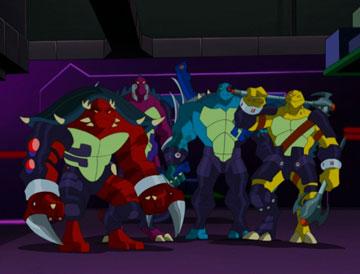 Dark Turtles (2003 TV series)