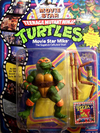 Movie Star Mike (1991 action figure)