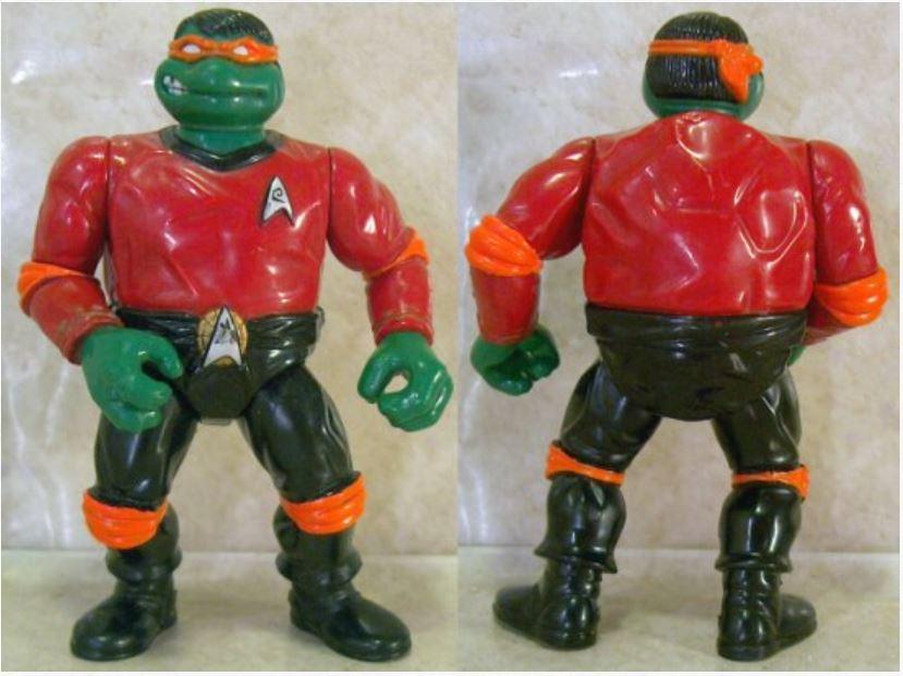 Chief Engineer Michaelangelo (1994 action figure)