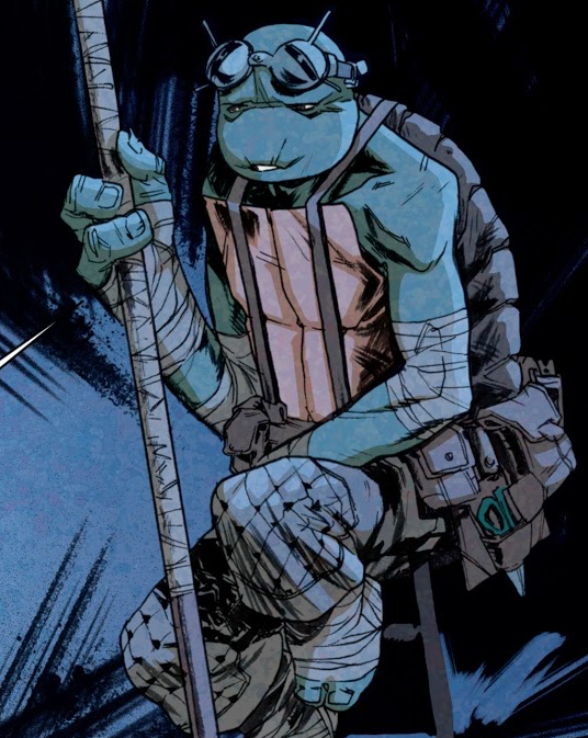 Donatello (future) (Turtles in Time)