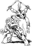2511114-leo fighting triceraton sm