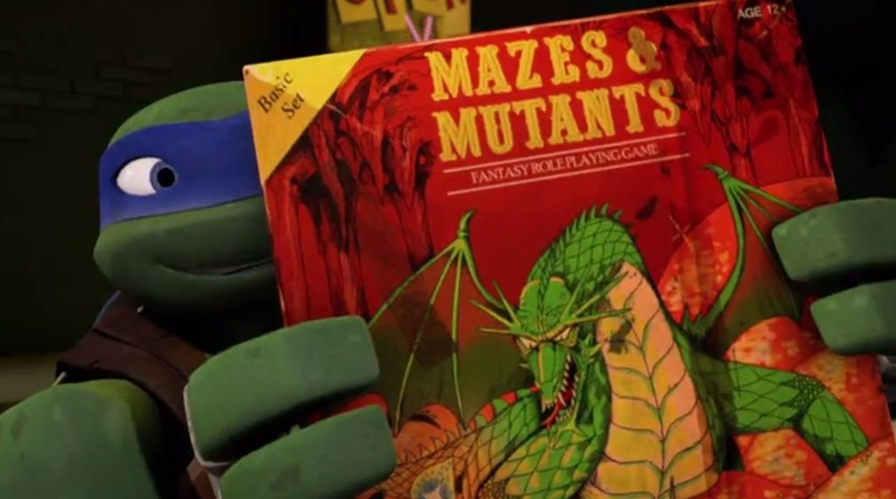 Mazes & Mutants (game)