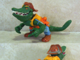 Leatherhead (1989 action figure)