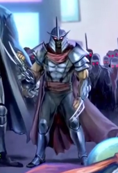 Shredder injustice