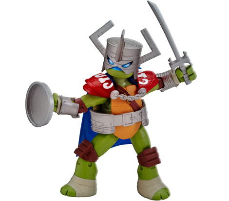 Leo the Knight (2014 action figure)