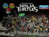 List of Teenage Mutant Ninja Turtles (2014 film) action figures