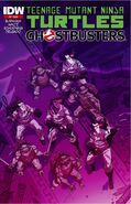 TMNT GB issue 1 2nd