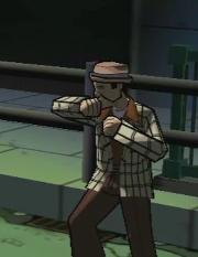 Harry Parker (2003 video games)