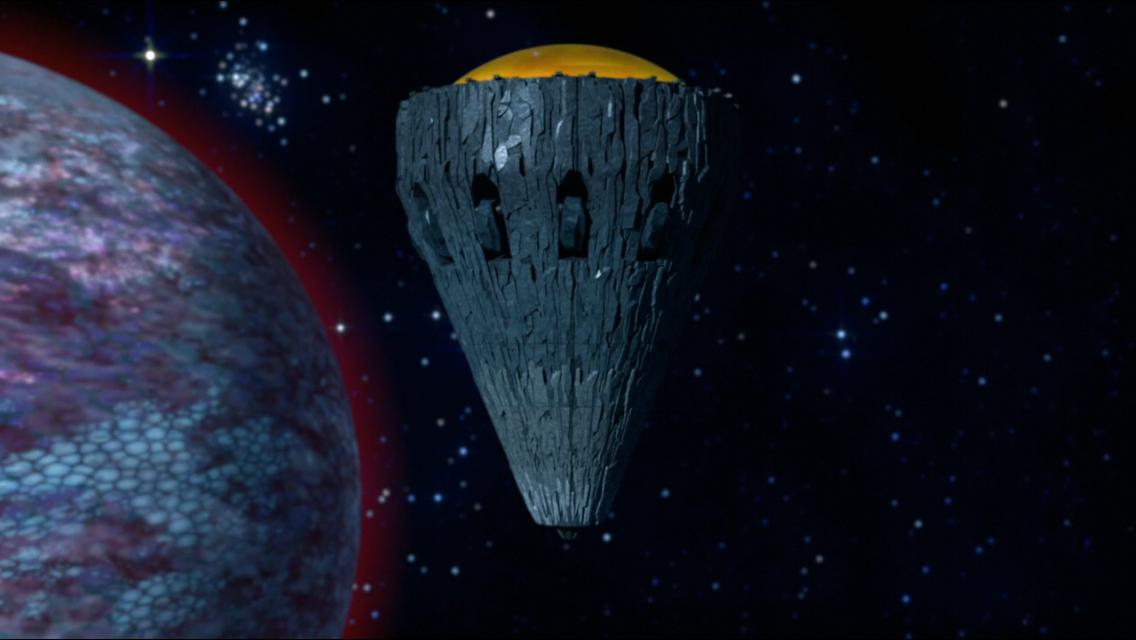 Triceraton Mother Ship (2012 TV series)
