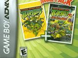 Teenage Mutant Ninja Turtles Double Pack
