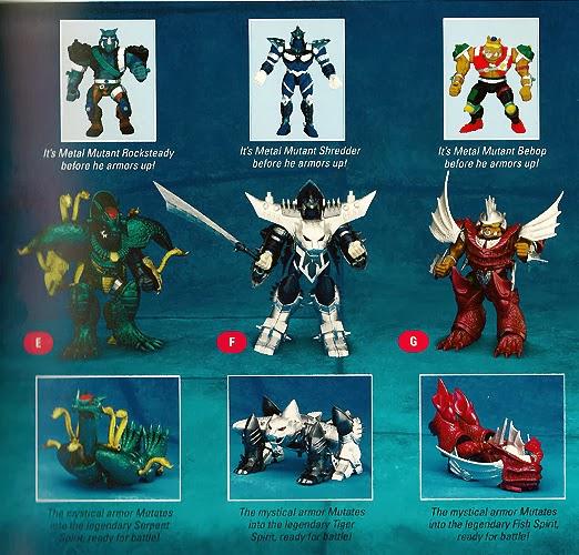 Metal Mutant Bebop (unreleased action figure)