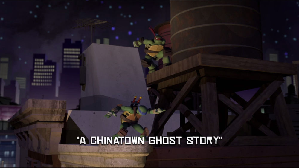 A Chinatown Ghost Story