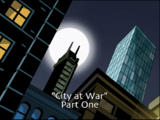 City at War, Part 1 (2003 episode)