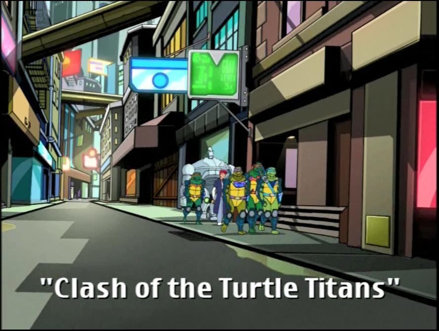Clash of the Turtle Titans