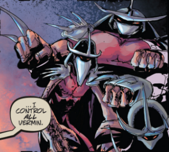 Shredder clones (IDW)