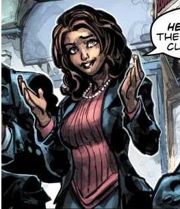 Martha Wayne (Crisis in a Half Shell)