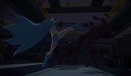 Bvstmnt 54 - batman kicks ninja