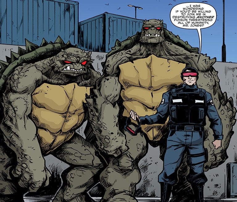 Slash (clones) (IDW)