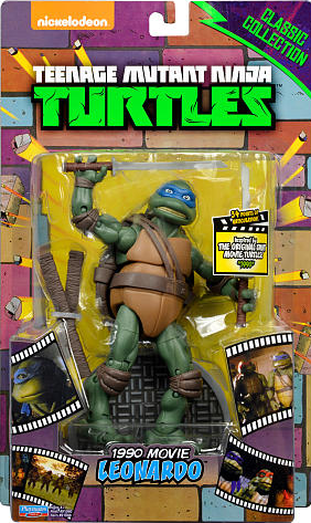Classic Collection 1990 Movie Leonardo (2014 action figure)