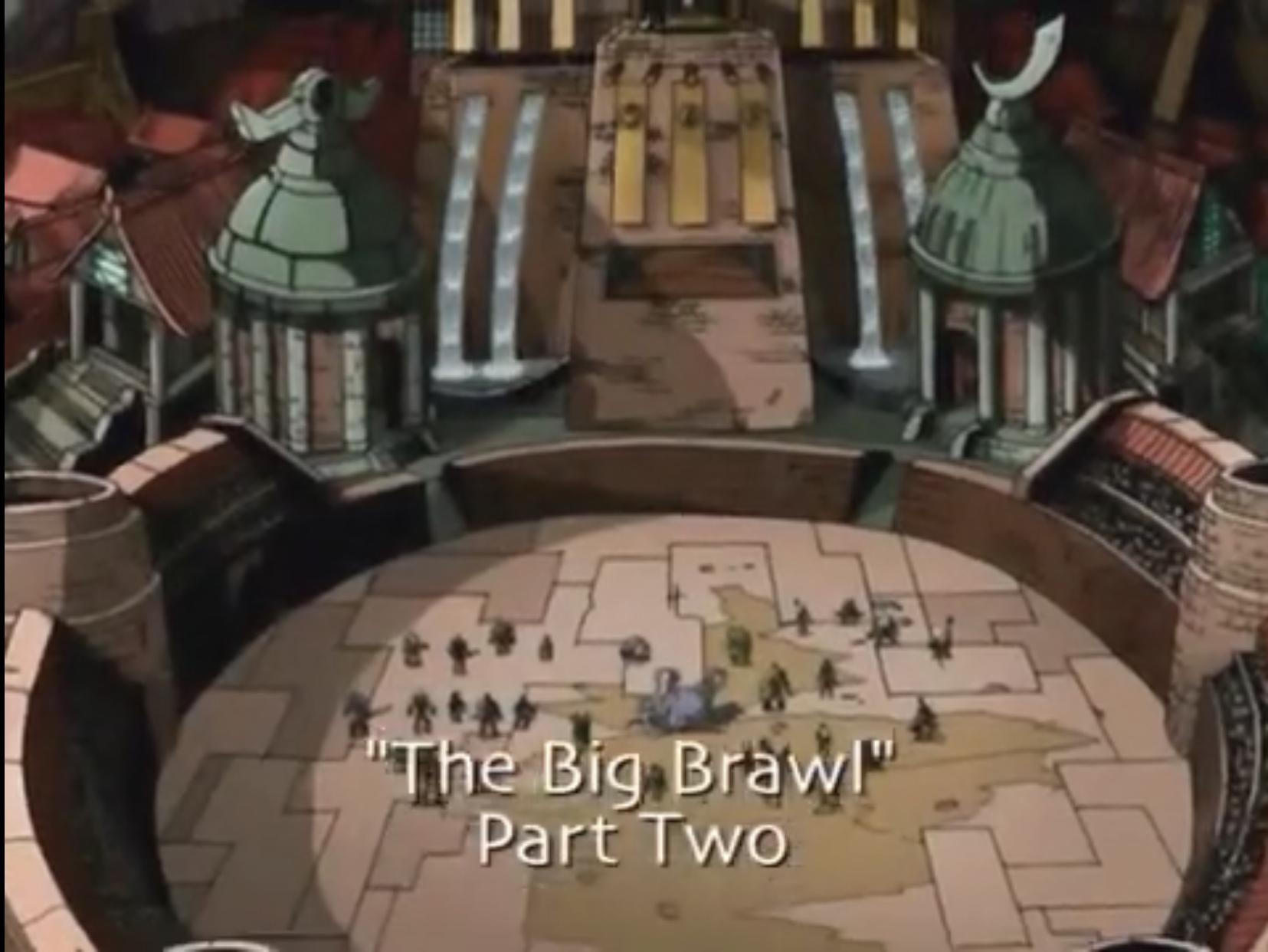 The Big Brawl, Part 2