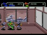 Shredder's Hideout