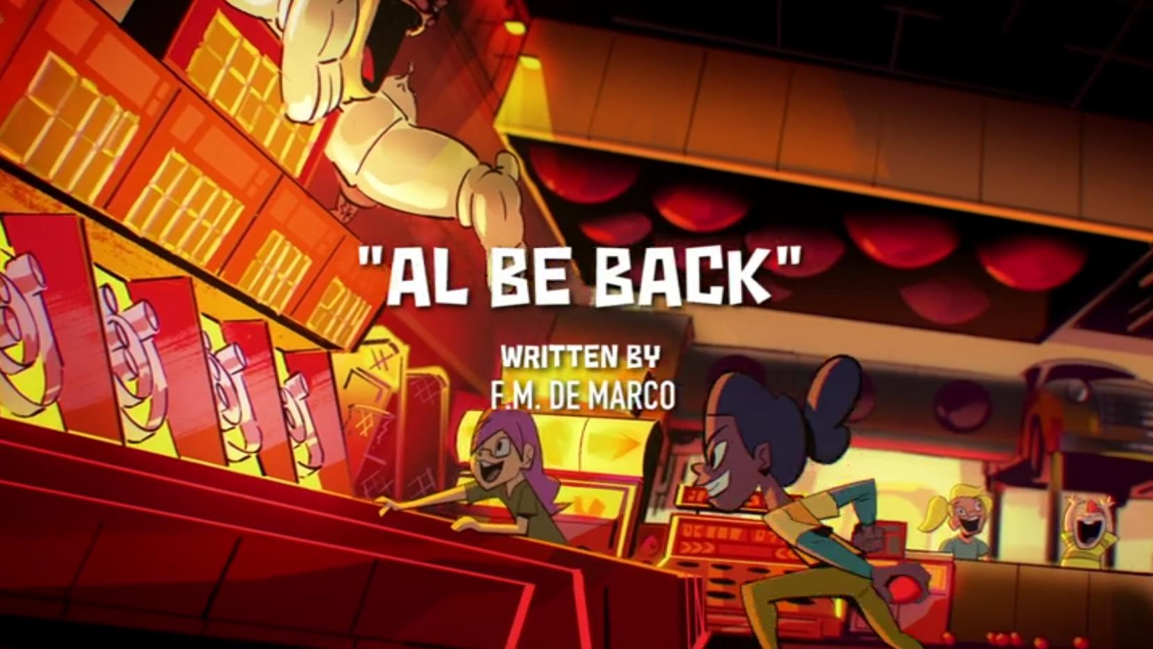 Al Be Back