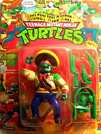 Bandito Bashin' Mike (1992 action figure)