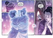 Shen Yoshi spirit kiss