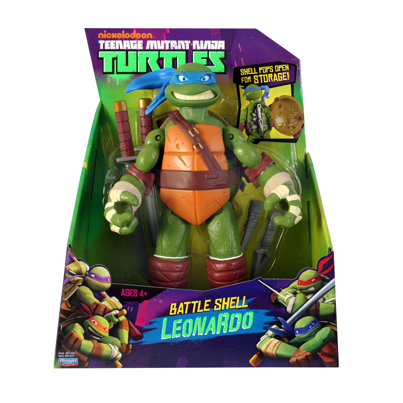Battle Shell Leonardo (2012 action figure)