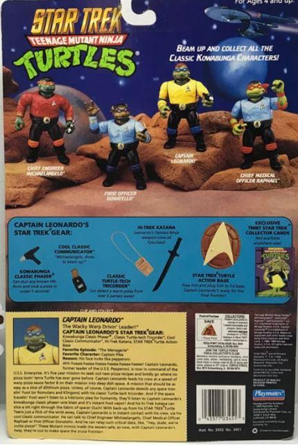 Captain Leonardo (1994 action figure)