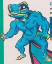 Giant Frog (1989 video game)