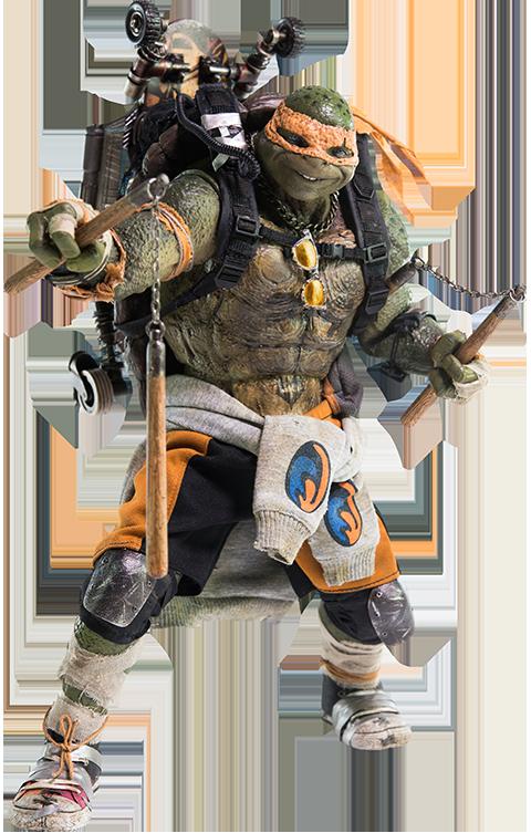 Michelangelo (ThreeZero) (2018 action figure)