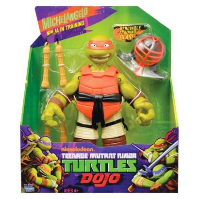 Dojo Michelangelo (2013 action figure)