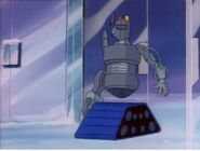 Mile High Tower Robot Guard