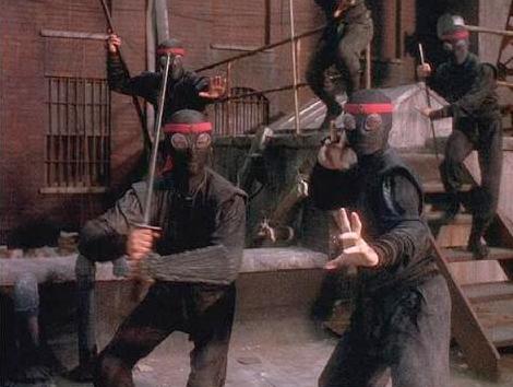 Foot Clan (Golden Harvest/Imagi)