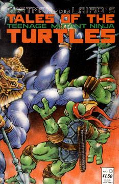 Tales of the Teenage Mutant Ninja Turtles (Mirage)