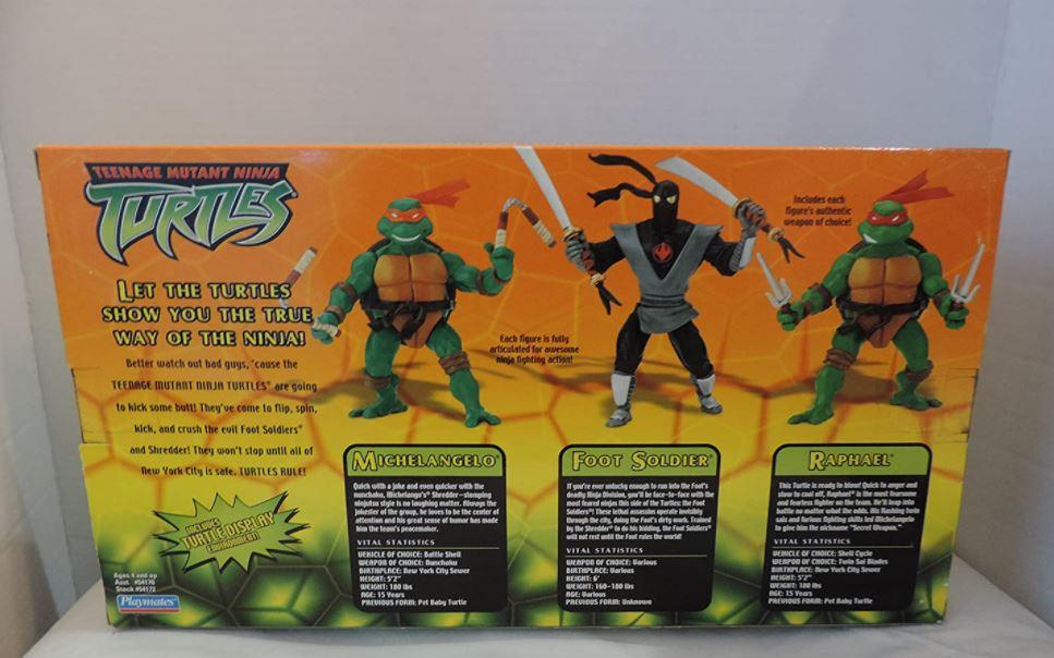 Turtle Takedown Set