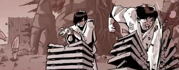 Yoshi and saki