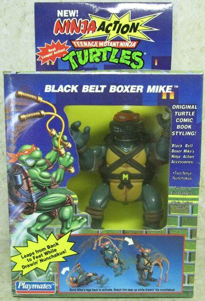 Black Belt Boxer Mike (1993 action figure)