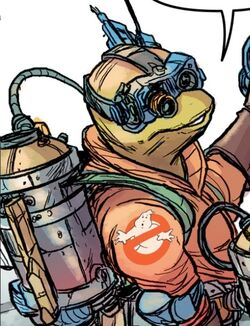 Idw - ghostbuster turtle rookie.jpg