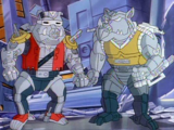 Super Rocksteady and Mighty Bebop