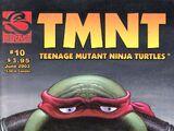 Teenage Mutant Ninja Turtles issue 10 (volume 4)