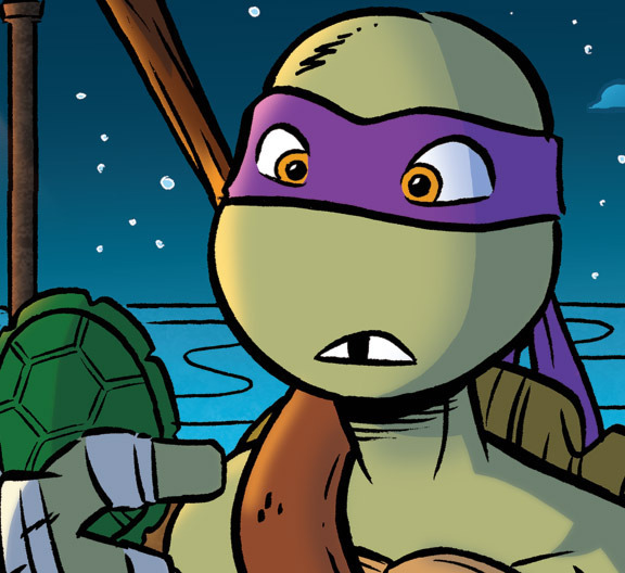 Donatello (Amazing Adventures)