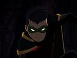 Damian Wayne (Batman vs. TMNT)