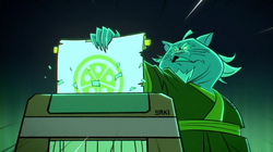 Saki shredder