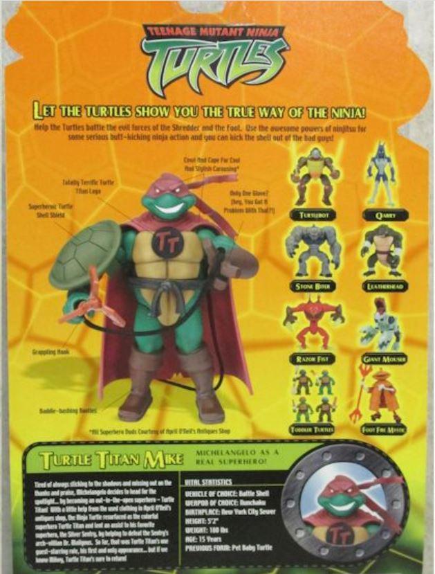 Turtle Titan (2004 action figure)