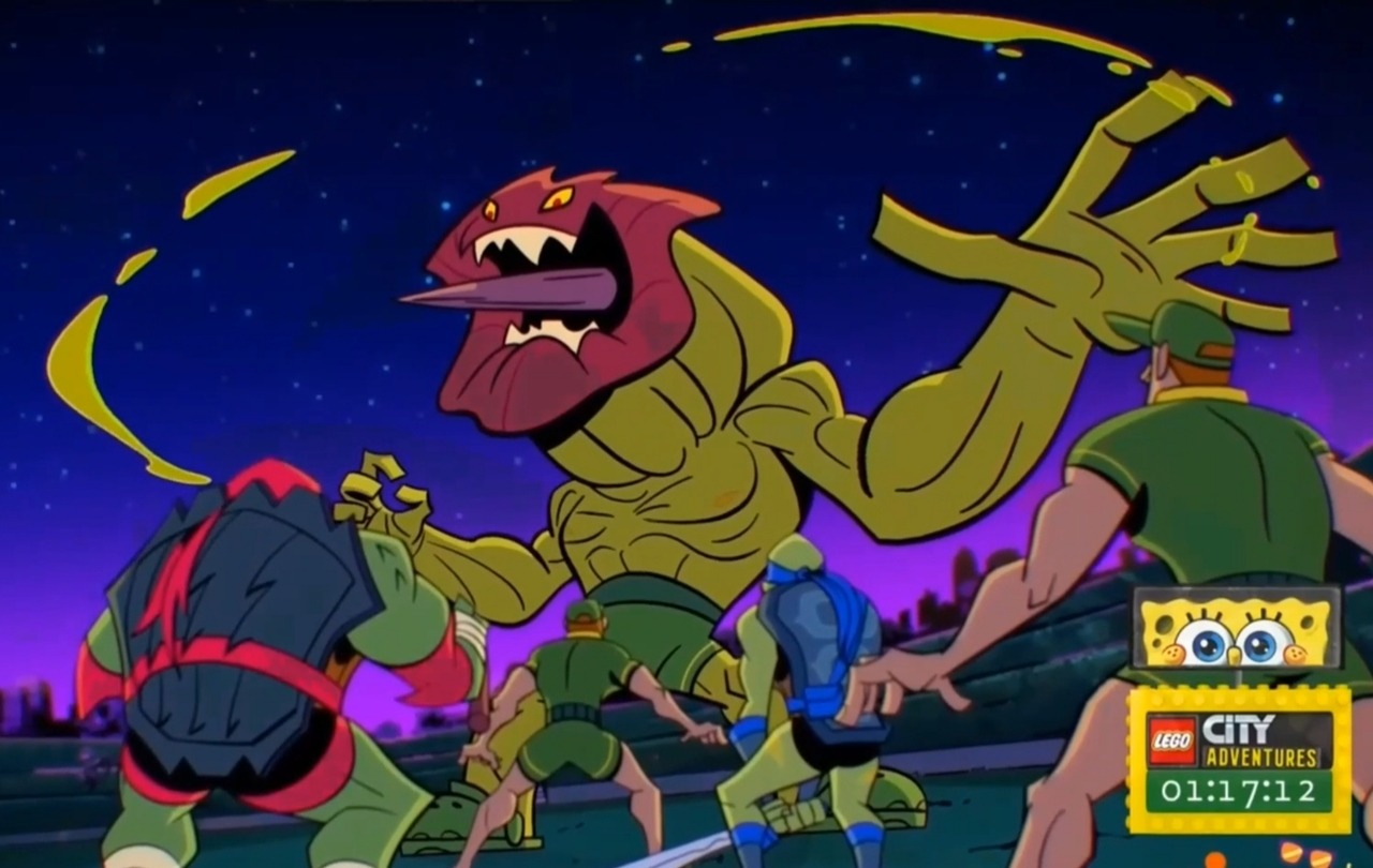 Harold (Rise of the TMNT)